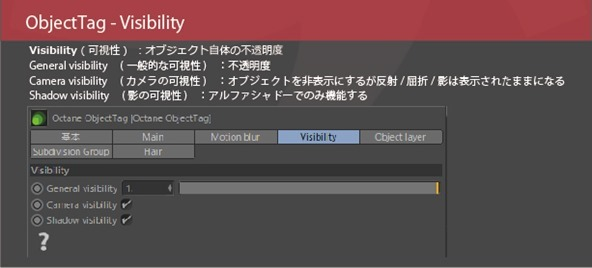 Object-Tag-Visiblity